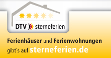 www.sterneferien.de - Ferienhäuser, Ferienwohnungen und Privatzimmer ausgezeichnet mit den DTV-Sternen